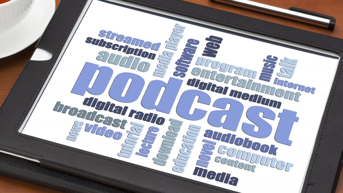 Your Guide To Podcast Advertising | The Radio Agency | www